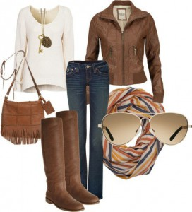 Stylish-Outfit-Ideas-with-Leather-Jacket
