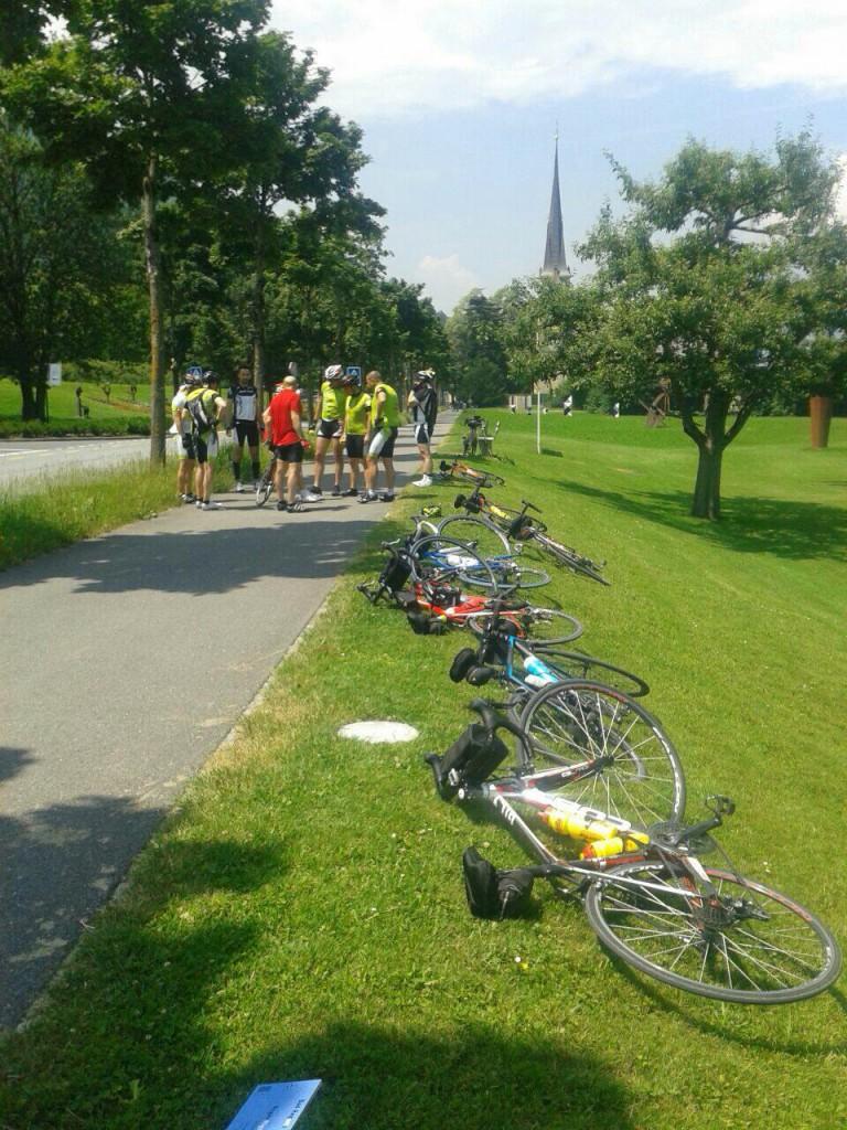 bicicleta GBI 4