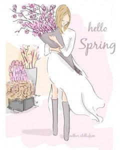 primăvară 1